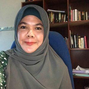Dr Salinah Jaafar